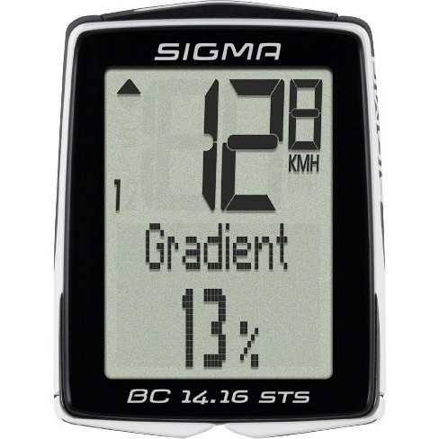 Sigma BC 14.16 STS Wireless Cycling Computer with Cadence - image 1 of 1