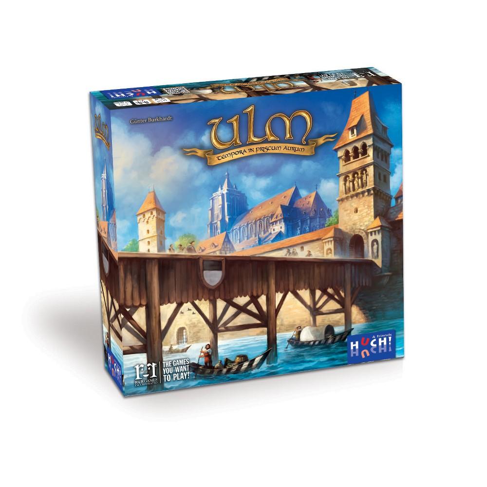 R and R Games Ulm, Board Games