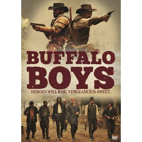 Buffalo Boys (DVD) - image 1 of 1