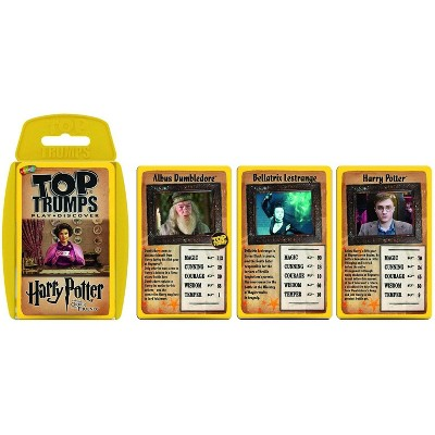 Top Trumps Harry Potter and the Order of The Phoenix Top Trumps Card Game
