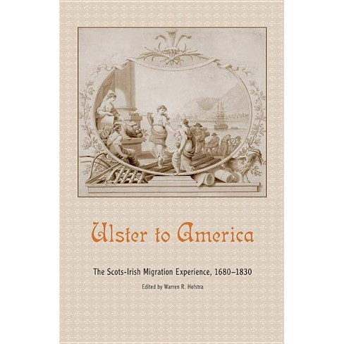 Ulster to America - (Hardcover) - image 1 of 1