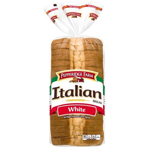 Pepperidge Farm® Italian White Seedless Bread, 20oz Bag - image 1 of 2