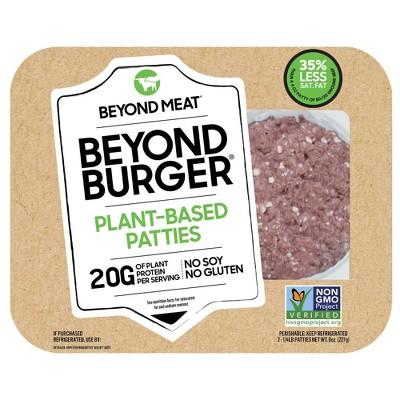Beyond Meat Burger - 2pk/4oz Patties