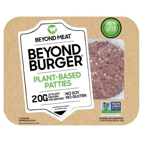 Beyond Meat Burger - 2pk/4oz Patties - image 1 of 4