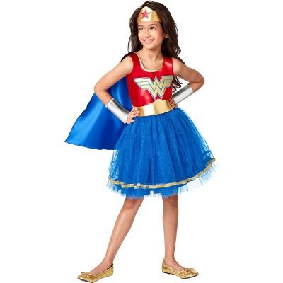 Kids' DC Comics Wonder Woman Classic Halloween Costume
