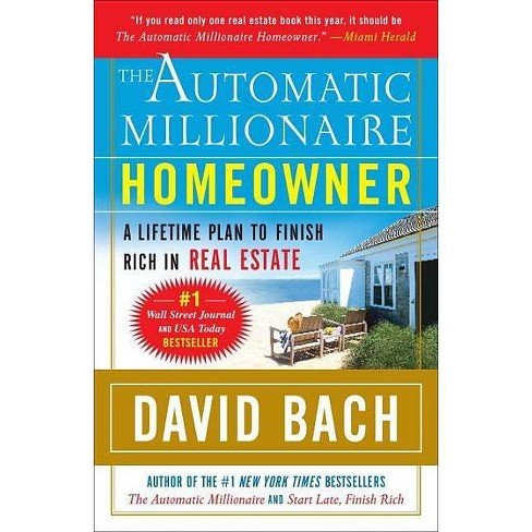 The Automatic Millionaire Homeowner - by  David Bach (Paperback) - image 1 of 1