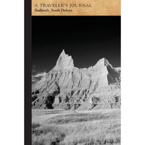 Badlands, South Dakota: A Traveler's Journal - (Travel Journal) by  Applewood Books (Paperback) - image 1 of 1