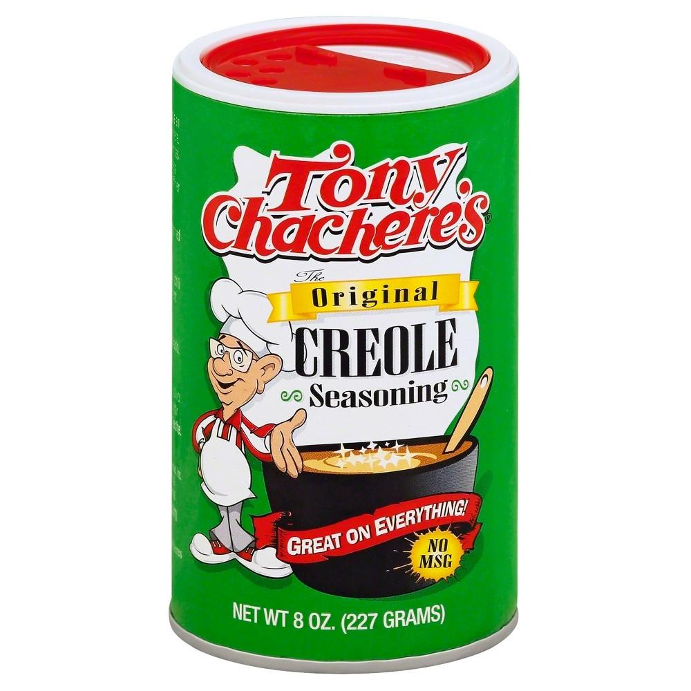 Tony Chachere's Creole Seasoning - 8oz