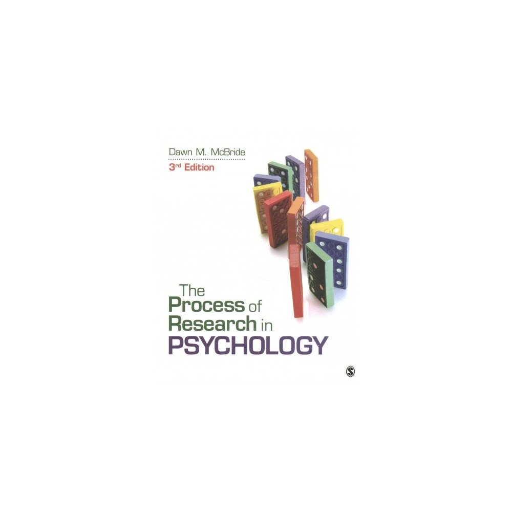 Process of Research in Psychology + Psychological Research + An Easy Guide to Apa Style (Paperback)