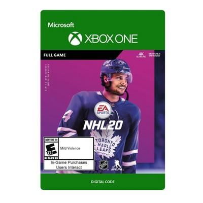 NHL 20 - Xbox One (Digital)