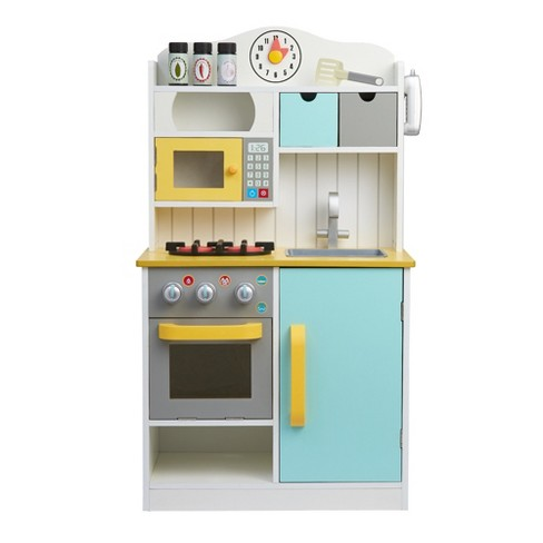Teamson Kids Florence Small Play Kitchen Target
