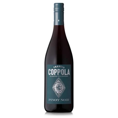 Francis Coppola Diamond Pinot Noir Red Wine - 750ml Bottle - image 1 of 2