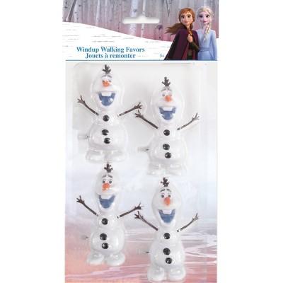 Frozen 2 4ct Wind-Up Walking toy
