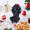 Dash Gingerbread Mini Waffle Maker - image 3 of 3