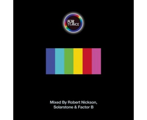 Solarstone - Pure Trance:Vol 6 (CD) - image 1 of 1