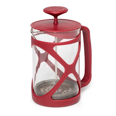 Primula Tempo 6-Cup Coffee Maker - Red
