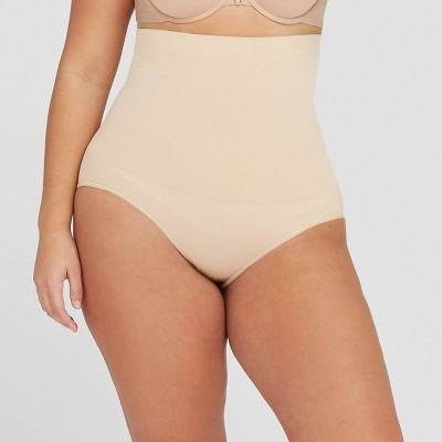 ASSETS by Spanx Women's Remarkable Results High Waist Control Brief