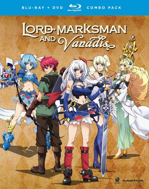 Lord marksman and vanadis:Complete se (Blu-ray) - image 1 of 1