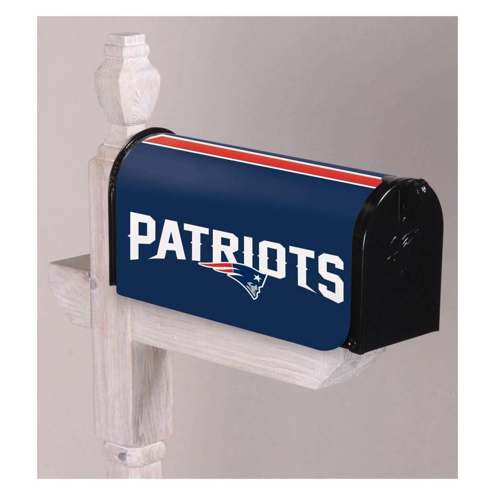 New England Patriots Mailbox Cover