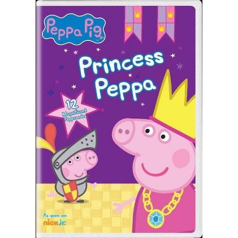 Peppa Pig: Princess Peppa (DVD) - image 1 of 1