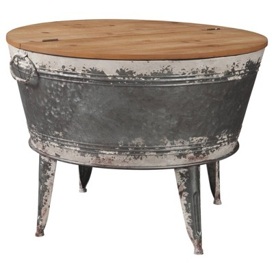Shellmond Coffee Table With Storage Twotone - Signature Design by Ashley