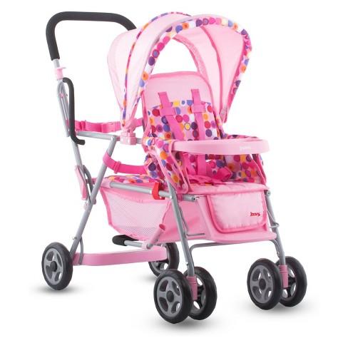 Joovy Baby Doll Caboose Tandem Stroller - image 1 of 4