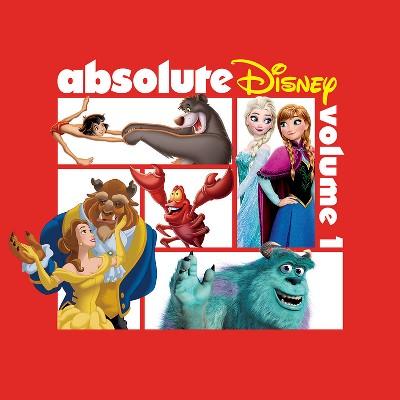 Various Artists - Absolute Disney Vol. 1 (CD)