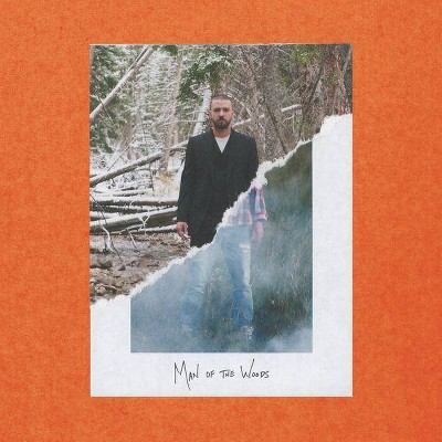 Justin Timberlake - Man of the Woods (Vinyl)