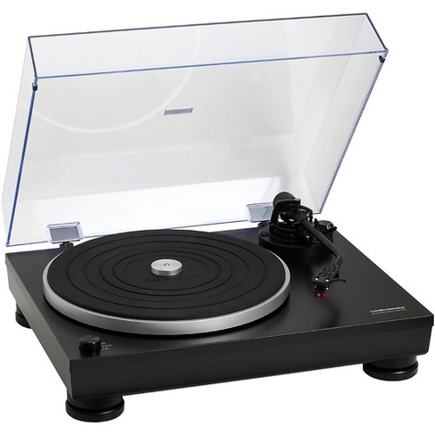 Audio-Technica AT-LP5 Direct-Drive Record Player Black - image 1 of 6