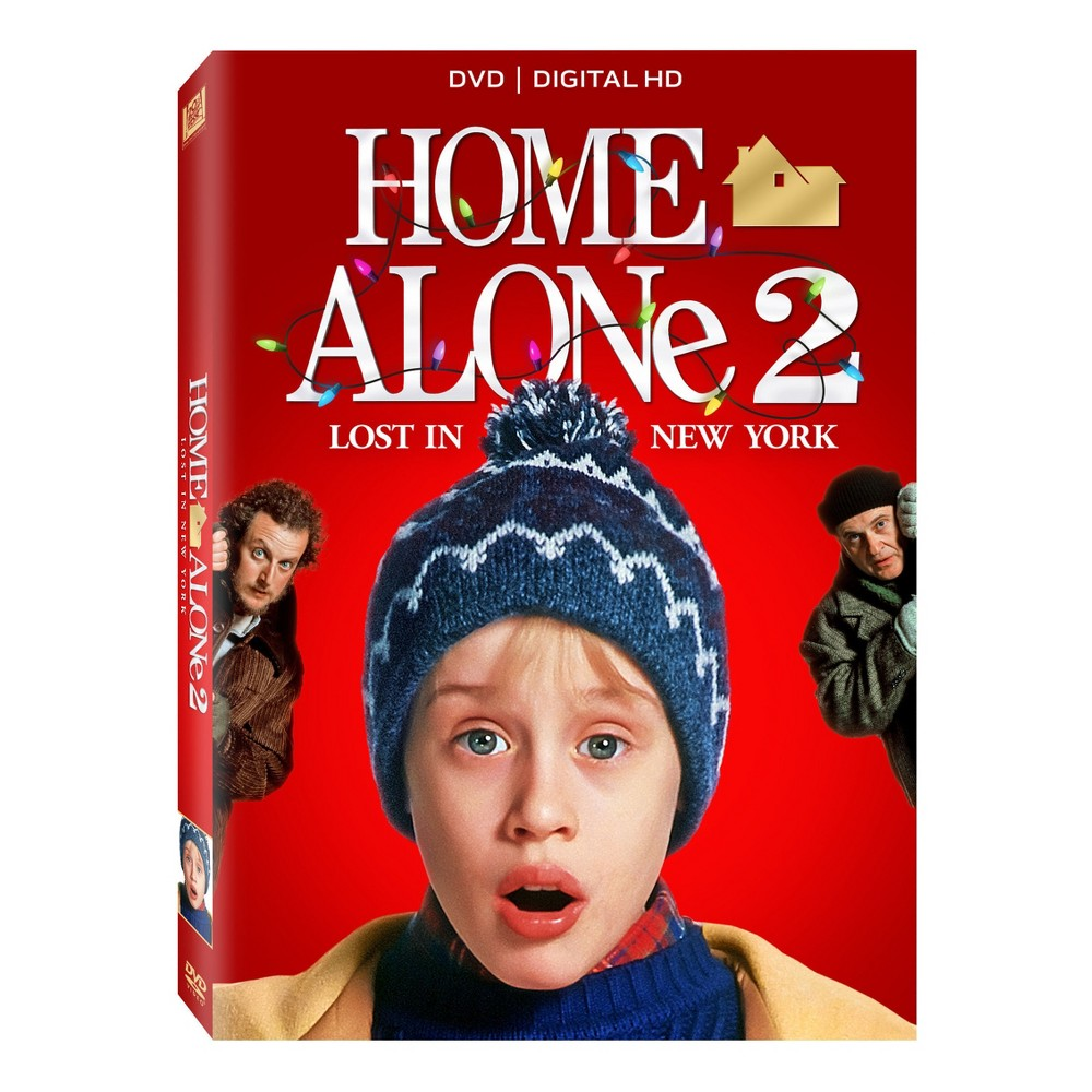 Home Alone 2: Lost in New York (DVD) Home Alone 2: Lost in New York (DVD)