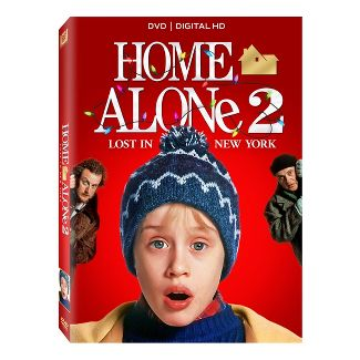 Home Alone 2: Lost in New York (DVD)
