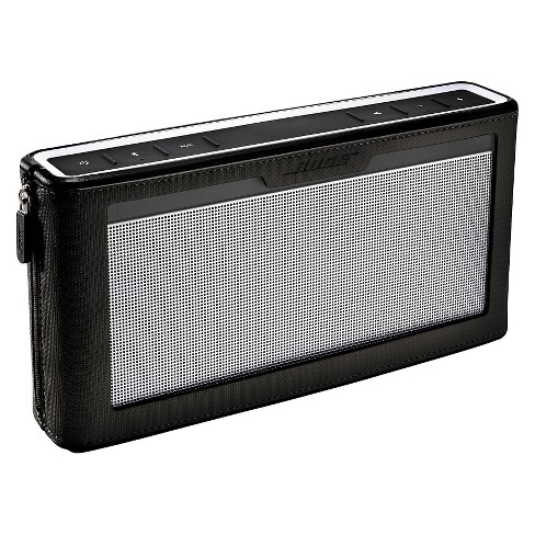 Bose® SoundLink® Bluetooth Speaker Cover - Charcoal Black (6281730060) - image 1 of 1