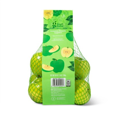 Granny Smith Apples - 3lb Bag - Good & Gather™