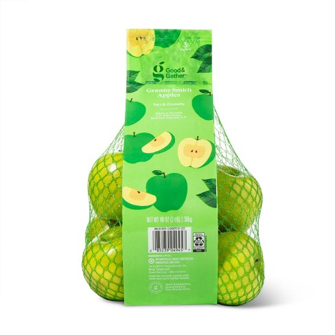 Granny Smith Apples - 3lb Bag - Good & Gather™ - image 1 of 2