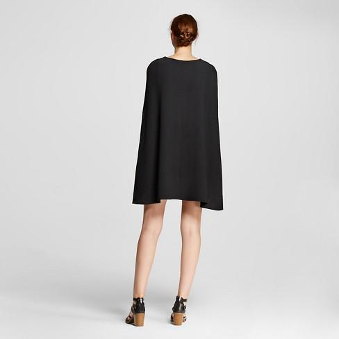e4ab90c595 Women s Cape Dress - Alison Andrews® Black   Target