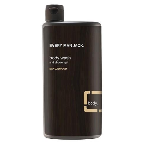 Every Man Jack Body Wash Sandalwood - 16.9oz - image 1 of 1
