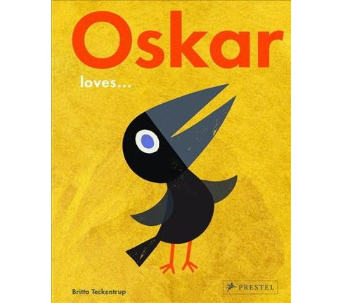 Oskar Loves... (Hardcover) (Britta Teckentrup) - image 1 of 1