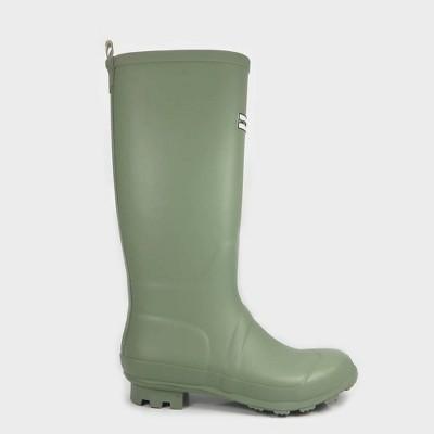 Women's Tall Garden Boots Green 8 - Smith & Hawken™