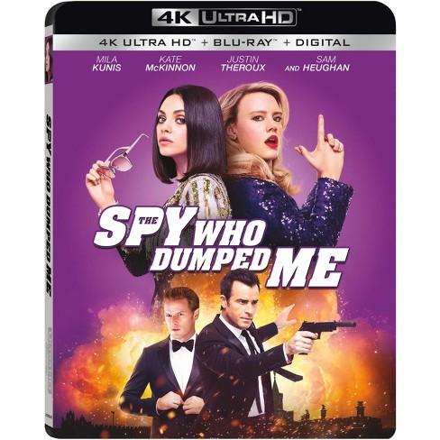 the spy who dumped me 4k uhd target. Black Bedroom Furniture Sets. Home Design Ideas