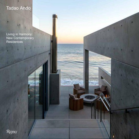 Tadao Ando: Living with Nature - by  Philip Jodidio (Hardcover) - image 1 of 1