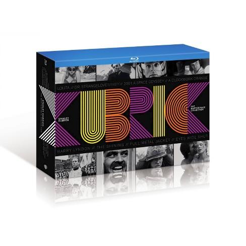 Stanley Kubrick: Masterpiece Collection (Blu-ray) - image 1 of 1