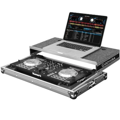 Odyssey Flight Ready DJ Controller Case for Numark Mixtrack 3 (2 Pack)