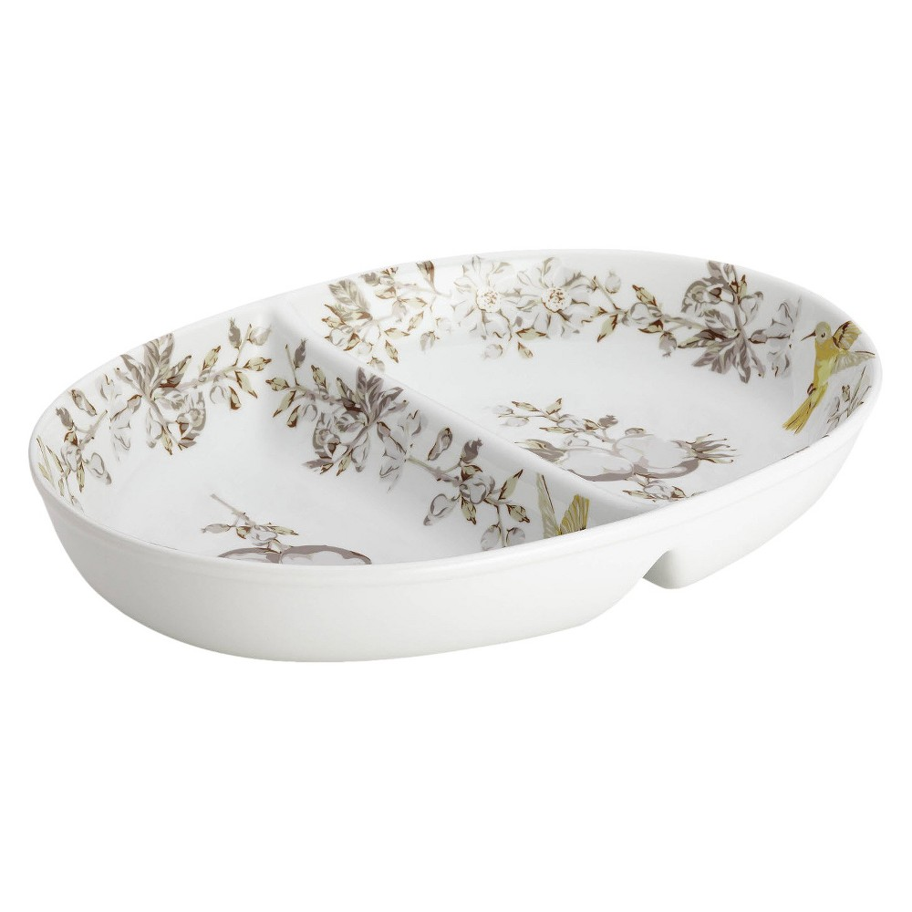 "Image of ""Bonjour Fruitfull Nectar Divided Dish (11"""" )"""