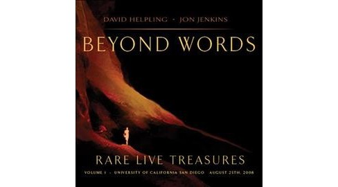 David Helpling - Beyond Words:Rare Live Treasures (CD) - image 1 of 1