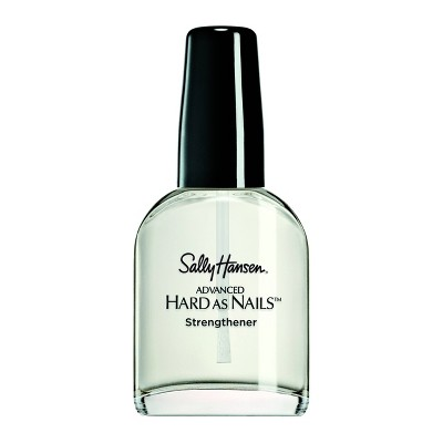Sally Hansen Nail Treatment  45083 Advanced Hard As Nails Nude - 0.45 fl oz