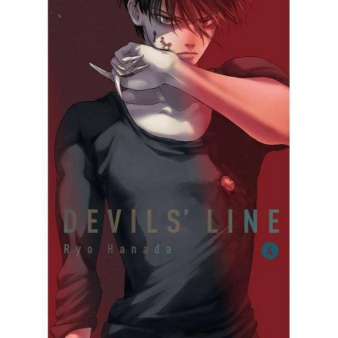 Devils' Line, Volume 4 - (Devils Line) by  Ryo Hanada (Paperback) - image 1 of 1