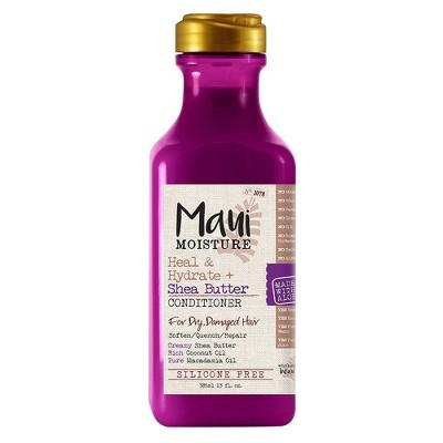 Maui Moisture Heal & Hydrate + Shea Butter Conditioner - 13oz