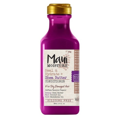 Maui Moisture Heal & Hydrate + Shea Butter Conditioner - 13oz - image 1 of 3