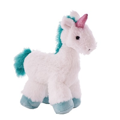 "Manhattan Toy Little Voyagers Heartfelt Unicorn 9"" Plush Toy"