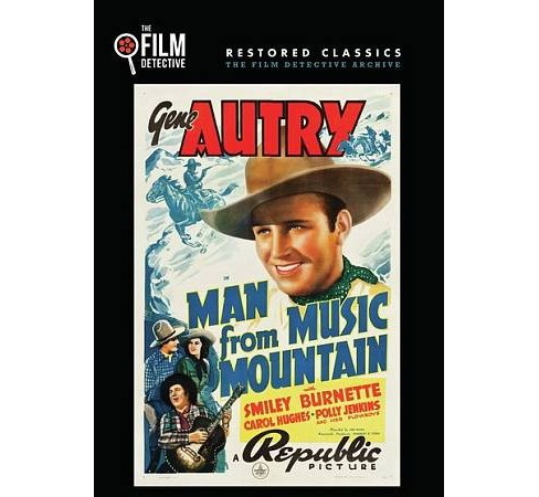 Man From Music Mountain (DVD) - image 1 of 1